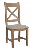 Coniston Cross Back Dining Chair