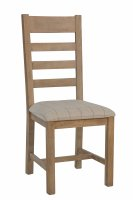 Coniston Slatted Back Dining Chair