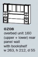Rivera OZ08 Overbed 160