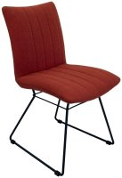 Avignon Chair in Burnt Orange