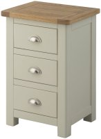Portland Bedside Cabinet - 5 Colours available