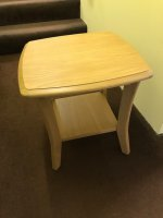 Sutcliffe Harewood Lamp Table