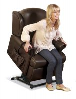 Malvern Petite 1-motor Electric Lift Recliner