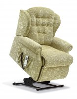 Lynton Petite 2-motor Electric Lift Recliner