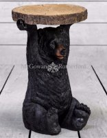 Black Bear Holding Trunk Tray