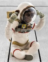 Astronaut Chimp ...Hear No Evil