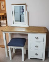 PORTLAND - PPTD DRESSING TABLE