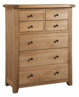 Colorado 4 over 3 Chest of Drawers