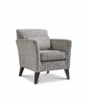 The Great Chair Company Compton Accent Chair In Isla Fabrics