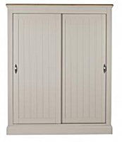 Trinidad Wide Sliding Door Wardrobe