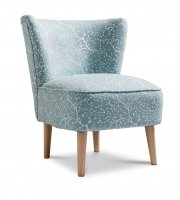 The Great Chair Company Malmsbury Accent Chair In Appledore Fabrics