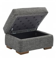 G Plan Storage Footstool