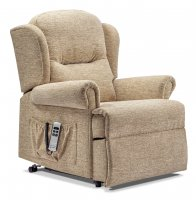 Malvern Petite 2-motor Electric Lift Recliner