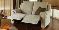 Albany Double Manual Recliner 2 Seater Sofa