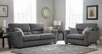 Ashwood Plaza 3 Seater Sofa & Cuddler Sofa