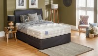 Relyon Coniston Natural Wool 2200 Pocket Mattress & Divan