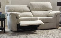 oban 3 Seater Manual Recliner Sofa
