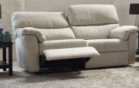 Oban 2 Seater Manual Recliner Sofa