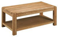 Oslo Oak Coffee Table