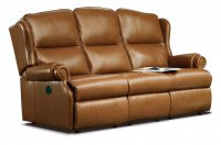 Claremont Standard Rechargeable Powered Reclining 3-seater