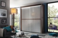 Ravello Sliding Glass Door Wardrobe