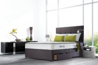 Sealy Sapphire Latex Superior Mattress & Divan