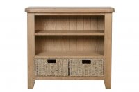 Coniston Small Bookcase