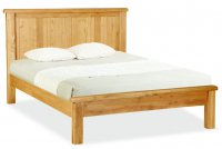 "Clumber 4'6"" Panelled Bed"