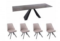 Austin Dining Table & 4 Chairs