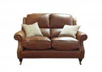 Henley  2 Seater Sofa in Leather