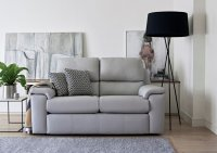 G Plan Taylor 2 Seater Sofa in Leather