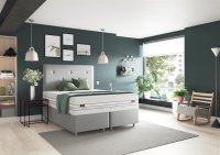 Dunlopillo Excel 29.5cm Mattress & 2 Drawer Divan