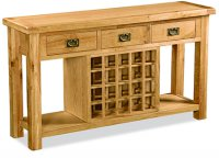 Clumber Open Sideboard
