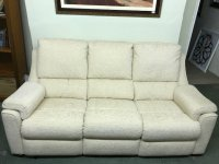 Parker Albany Manual Recliner 3str Settee