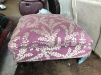 Lot 40 Mayfair Large Footstool
