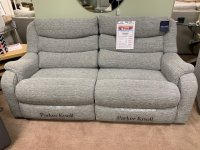 Parker Knoll Denver large Manual Reclining Sofa & Chair