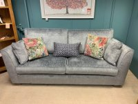 ALSTONS CLAUDIA GRAND SOFA & CHAIR.