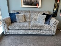 ALSTONS FLEMING GRAND SOFA & CHAIR