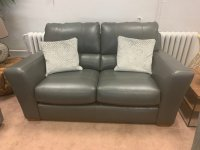 Ashwood Plaza Small Sofa in Leather