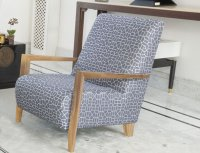 BALI ACCENT CHAIR.