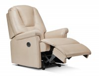 Milburn Small Rechargeable Powered Recliner