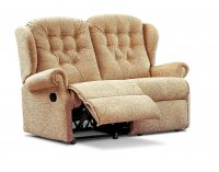 Lynton Small Rechargeable Powered Reclining 2-seater