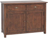 Driftwood Reclaimed Pine Small Sideboard