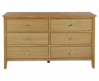 Hardwick 6 Drawer  Chest