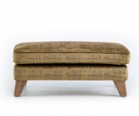 Hampton Cushion Top Footstool