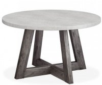 Cannes Round 130cm Dining Table