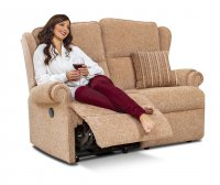 Claremont Standard Rechargeable Powered Reclining 2-seater