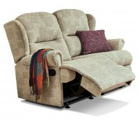 Malvern Small Rechargeable Powered Reclining 2-seater