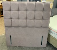 "4'0"" Grace Euroslim Headboard"