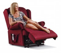 Malvern Royale 1-motor Electric Lift Recliner